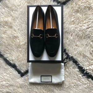 Gucci Jordaan Loafer Size 37.5